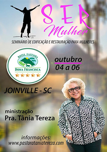 Ser Mulher Joinville Outubro