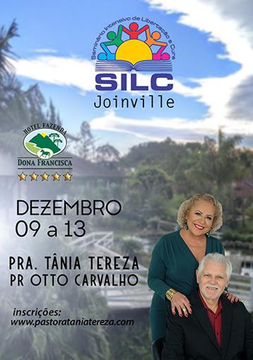 Seminário Intensivo de Libertação e Cura Especial Joinville Dezembro