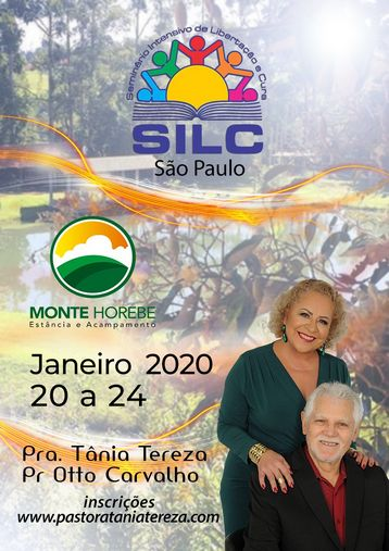 Seminário Intensivo de Libertação e Cura Janeiro