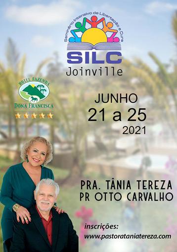 Seminário Intensivo de Libertação e Cura Especial Joinville Junho