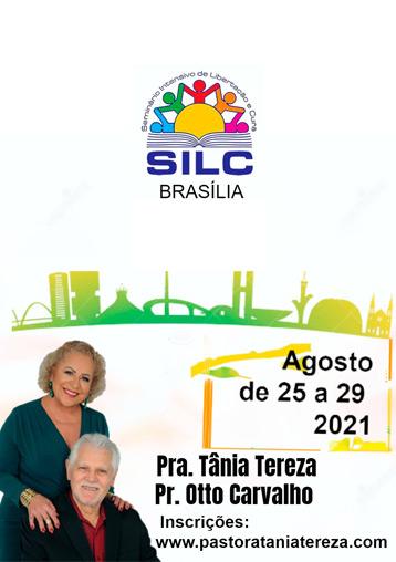 Seminário Intensivo de Libertação e Cura Especial Brasília Agosto