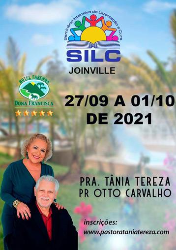 Seminário Intensivo de Libertação e Cura Especial Joinville Setembro