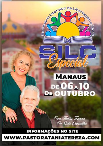 SILC - Seminário Intensivo de Libertação e Cura - Manaus