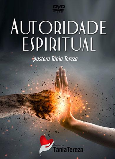DVD Autoridade Espiritual