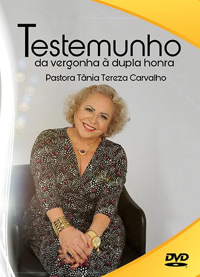 DVD Testemunho