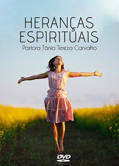 DVD Heranças Espirituais