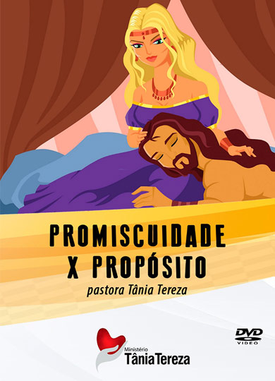 DVD Promiscuidade x Propósito